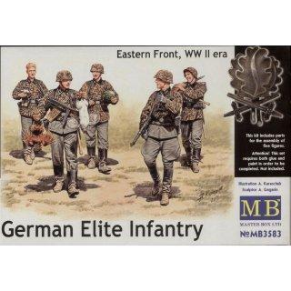 1:35 German Elite infantry,Eastern Front WWII