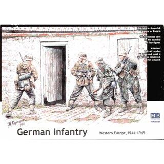 1:35 German Infantry, Western Europe, 1944-45