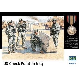 1:35 U.S. in Iraq, Checkpoint