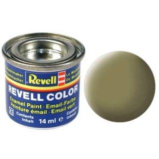 42 - gelb-oliv, matt 14ml