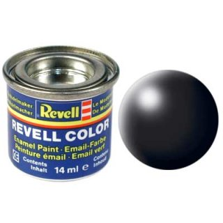 302 - schwarz, seidenmatt 14ml