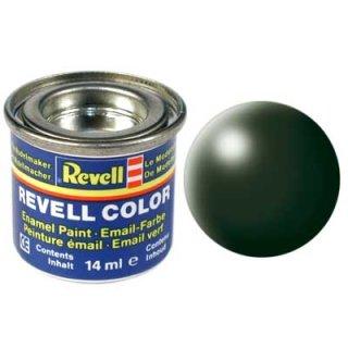 363 - dunkelgrün, seidenmatt 14ml