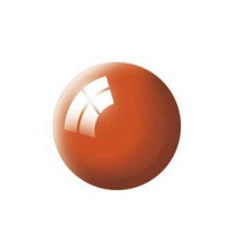 30 - Aqua Color 18ml, orange glänzend