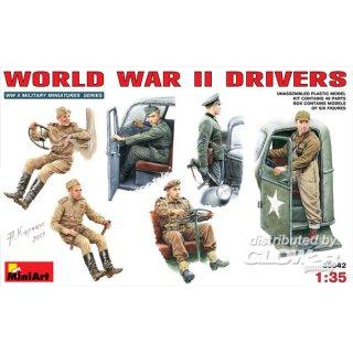 1:35 WW II Fahrer