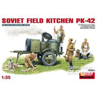 1:35 Sowjetische Feldküche KP-42