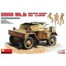 1:35 Britischer Spähwagen Dingo Mk Ib