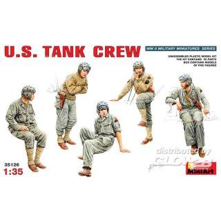1:35 U.S. Panzer Crew
