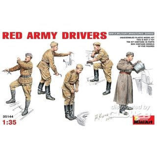 1:35 Red Army Drivers