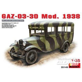 1:35 GAZ-03-30 Mod.1938