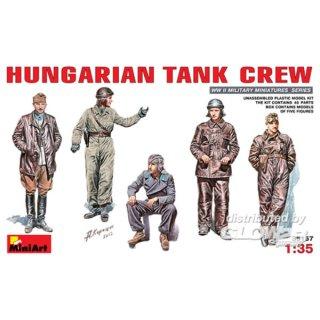 1:35 Hungarian Tank Crew