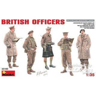 1:35 Britisch Officers