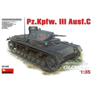 1:35 Pz.Kpfw.3 Ausf.C