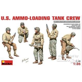 1:35 U.S.Ammo-Loading Tank Crew