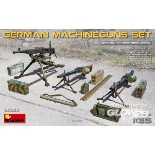 1:35 German Machineguns Set