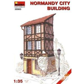 1:35 Stadthaus in der Normandie