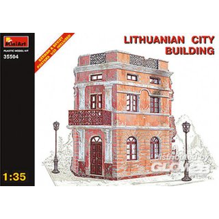 1:35 Litauisches Stadthaus