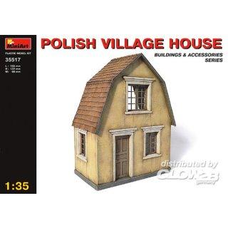 1:35 Polnisches Dorfhaus