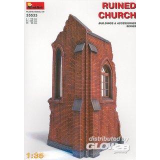 1:35 Kirchenruine