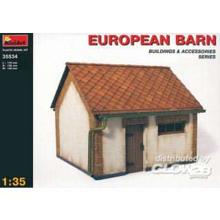 1:35 Europäische Scheune