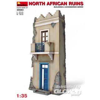 1:35 Nordafrikanische Ruine