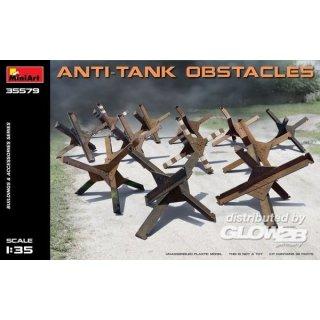 1:35 Anti-tank Obstacles
