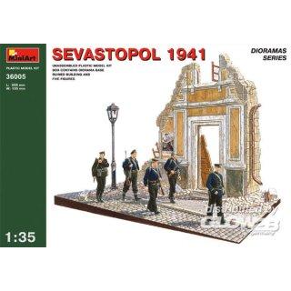 1:35 Sevastopol 1941