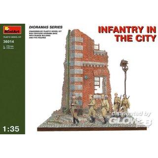 1:35 Infanteriey in der Stadt