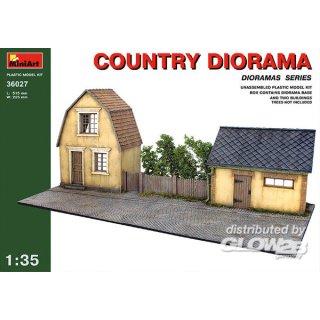 1:35 Gelände Diorama