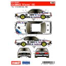 Decal BMW 635 M Technic 1983