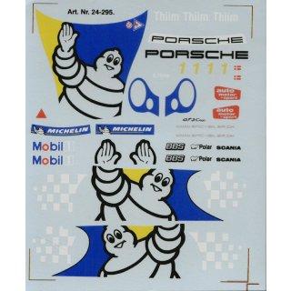 Decal Porsche 911GT3 Michelin