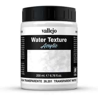 Water Effect Transparent  200ml