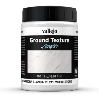 Ground Textur - White Stone 200ml