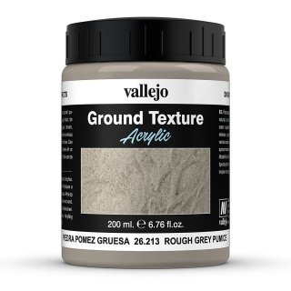 Ground Textur - Rough Grey Pumice 200ml