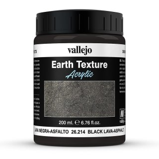 Ground Textur - Black Lava 200ml