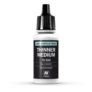 Thinner Medium 17ml