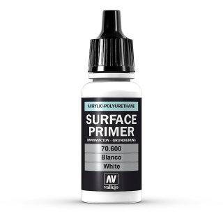 Primer White Acrylic-Polyurethane 17 ml