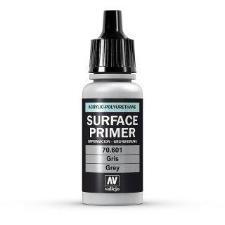 Primer Grey Acrylic-Polyurethane 17 ml