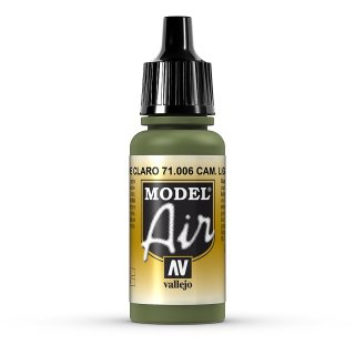 RAL6025 cam. light green 17ml, Acryl-Farbe