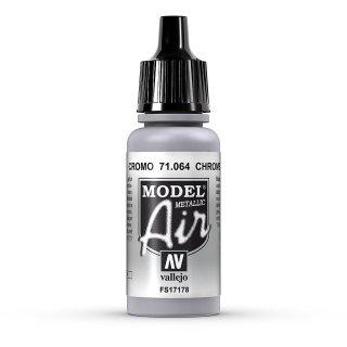 FS17178 17ml, Acryl-Farbe chromsilber metallic