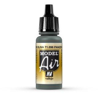 17ml, Acryl-Farbe Panzer olivgrün