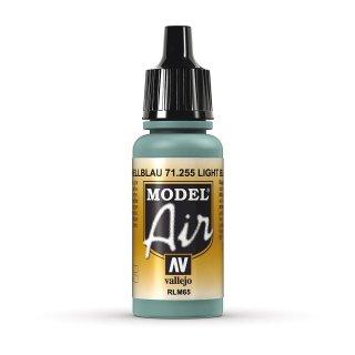 RLM65 - Hellblau  17ml, Acryl-Farbe
