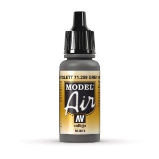 RLM75 - Grauviolett  17ml, Acryl-Farbe