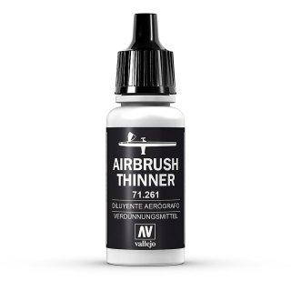 Airbrush Thinner 17ml