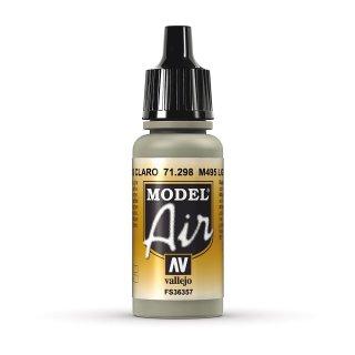 M 495 Light Grey 17ml, Acryl-Farbe