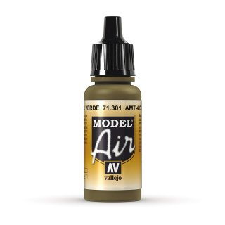 AMT-4 Cam.Green 17ml, Acryl-Farbe
