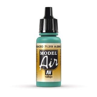 A-28 M Greyish Blue 17ml, Acryl-Farbe