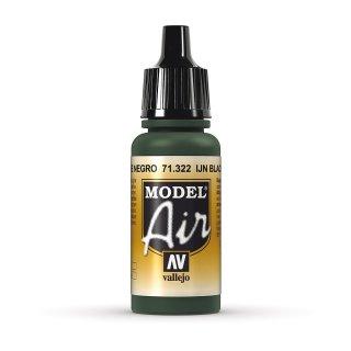 IJN BlackGreen 17ml, Acryl-Farbe