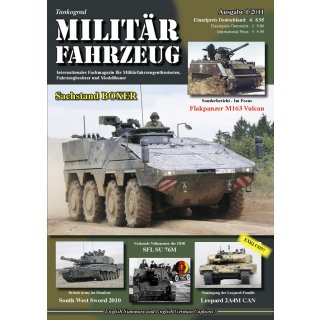 Militär-Fahrzeug Magazin 01/2011
