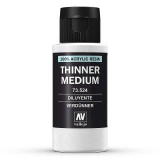 Thinner medium 60ml