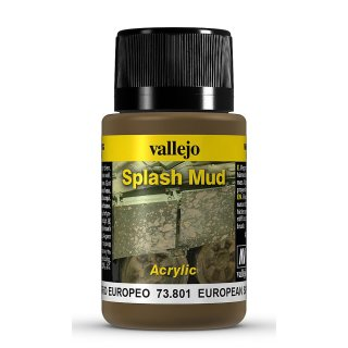 Weathering Effects - Splash Mud, 40ml